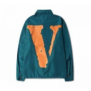 Vlone-coach-jacket