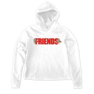 friends vlone hoodie