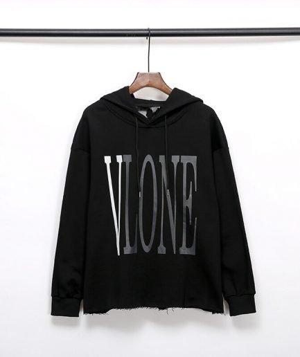 Vlone 3M Reflective Hip Hop Fashion Hoodies
