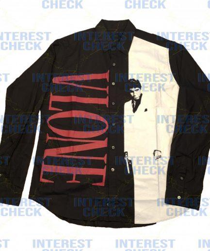 VLONE Scarface Long Sleeve Jacket
