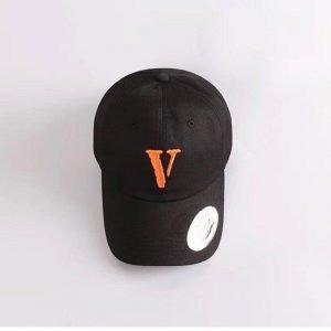VLONE V Logo Hat