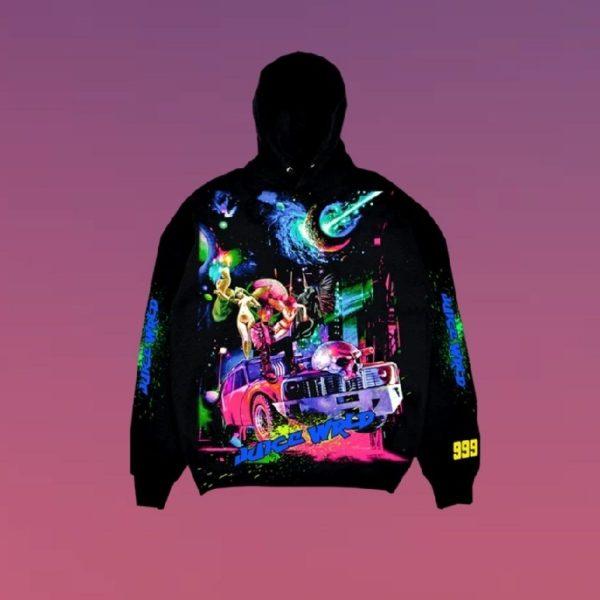 Juice Wrld x Vlone Cosmic hoodie
