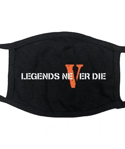 VLONE x Juice WRLD Legends Never Die Face Mask