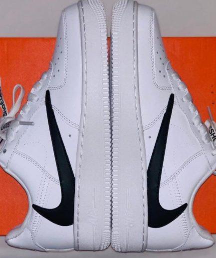 VLONE Custom Nike Reverse Shoes