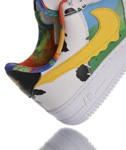 VLONE Custom Chunky Dunky Shoes