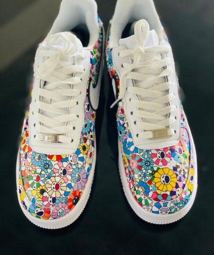 VLONE Air Force Custom Shoes