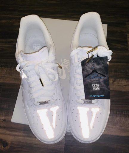 VLONE Reflective Shoes