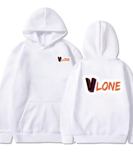 Vlone Hoodie Designed