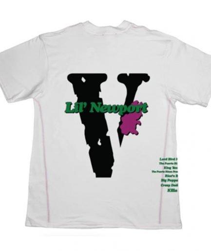 Vlone-Yams-Day-Lil-Newport-Shirt