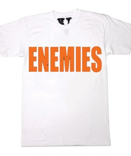 Vlone Enemies T-Shirt