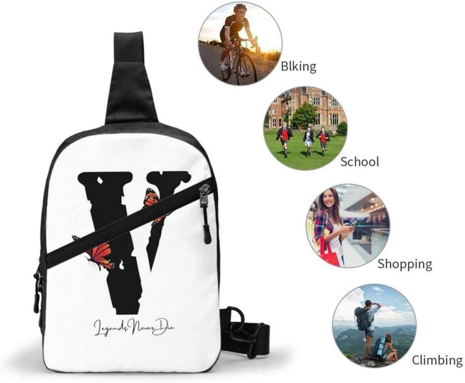 V-Lone Butterfly Sports Fitness Backpack 4
