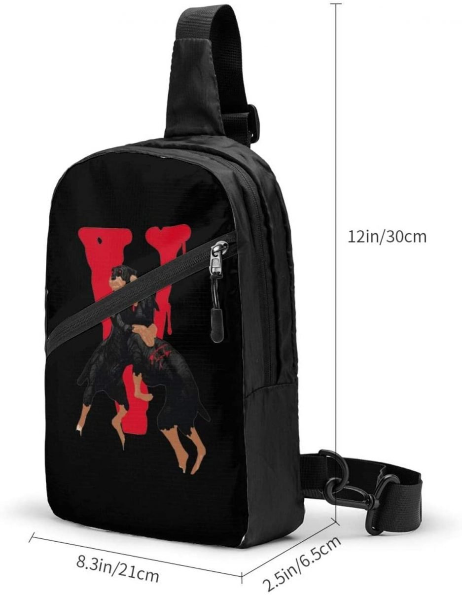 V-Lone City Morgue Sports Fitness Backpack 2