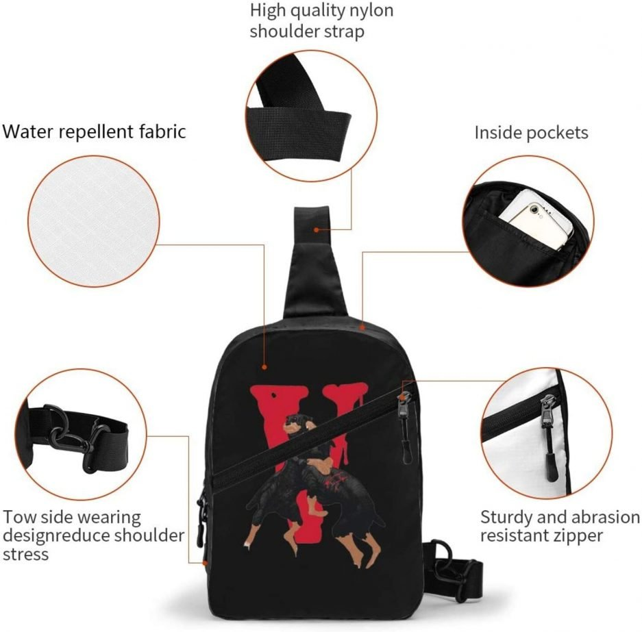 V-Lone City Morgue Sports Fitness Backpack 3