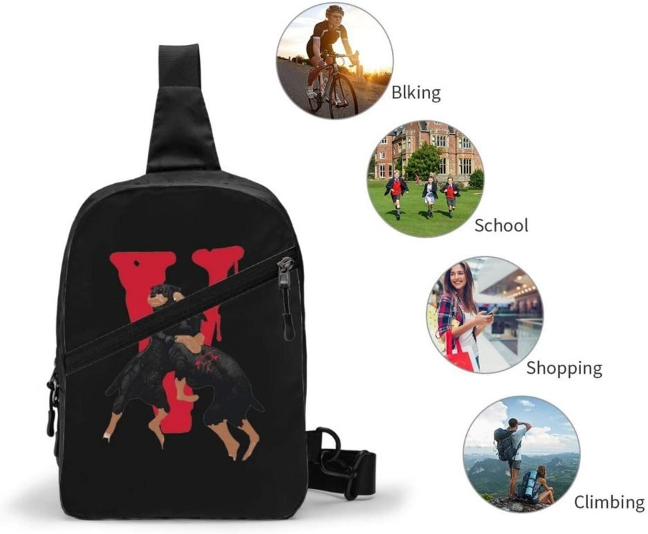 V-Lone City Morgue Sports Fitness Backpack 4