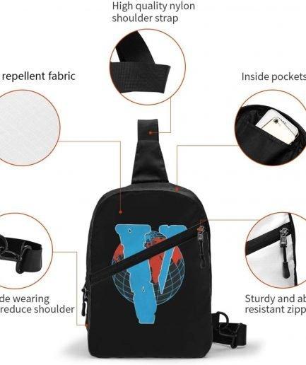 V-Lone Red World Designed Sports Fitness Backpack 3