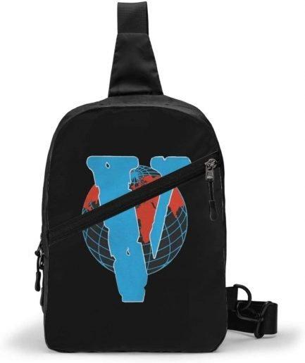 V-Lone Red World Designed Sports Fitness Backpack