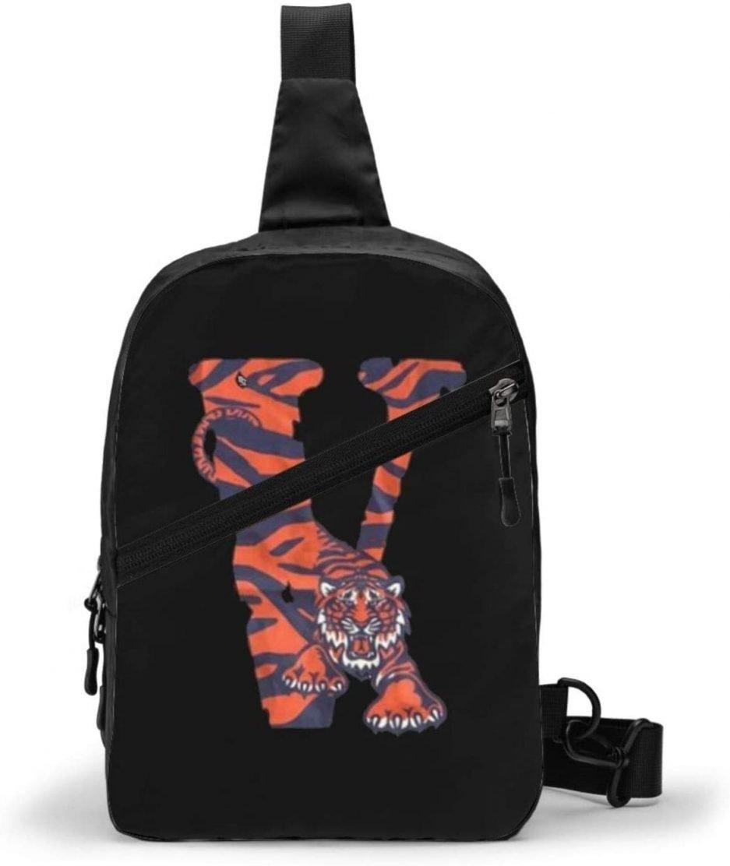 V-Lone Tiger Shape Sports Fitness Backpack 1