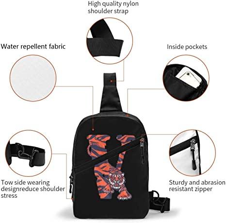 V-Lone Tiger Shape Sports Fitness Backpack 3
