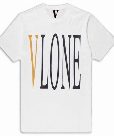 Vlone Snake Shape t-Shirt White