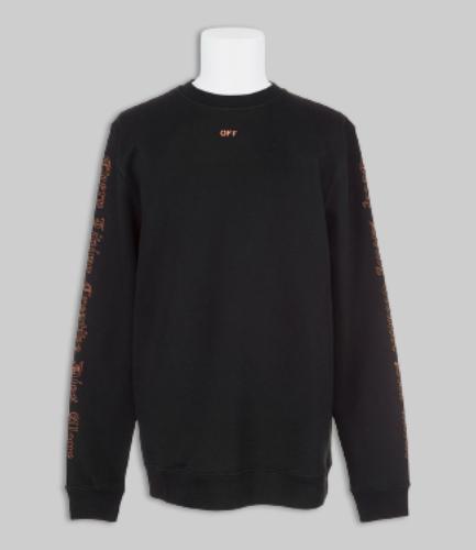 OFF-WHITE X VLONE Sweater