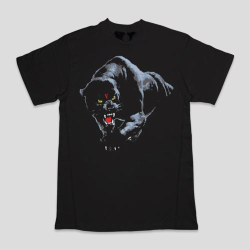Vlone Black Panther Tee